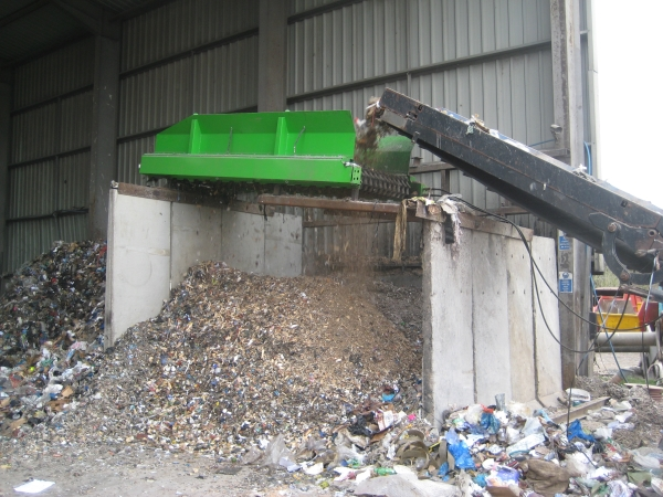 Yorkshire waste firm see huge increase in throughput with new Neuenhauser Star Screen