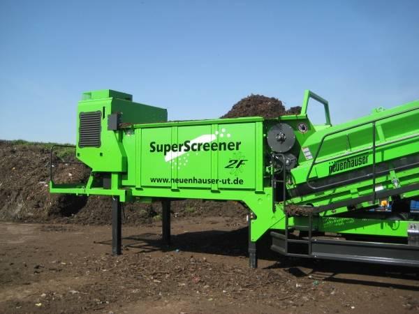 SJB Recycling (Yorwaste Ltd) purchase yet another Neuenhauser Star Screen!