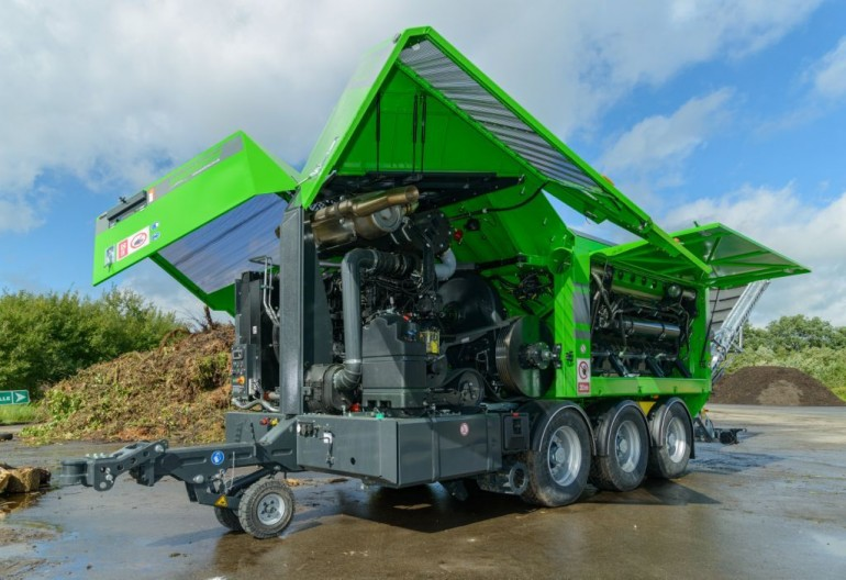 Targo 3000 Slow Speed Shredder