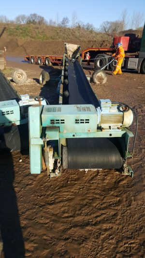 Powerscreen T4026 Stockpiling Conveyor ££SOLD SOLD££
