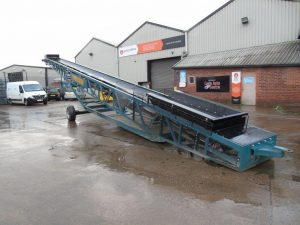 Powerscreen M85 Mobile Stockpiling Conveyor FULLY REFURBISHED