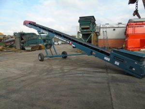 Powerscreen T5032 Mobile Stockpiling Conveyor