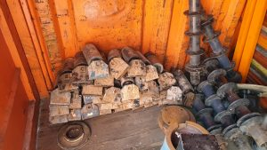 Large Stock of Un-Used Crushing & Screening Parts POWERSCREEN FINLAY PEGSON TESAB