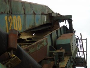 Powerscreen Turbo Chieftain 1200 3-Way Screening Plant
