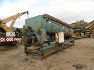Powerscreen Powerscrub 120 Logwasher Year 2003