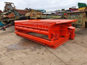 Finlay Double Deck Vibrating Screening Head