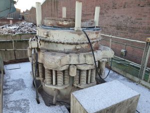 Nordberg Symons 3ft STD Cone Crusher