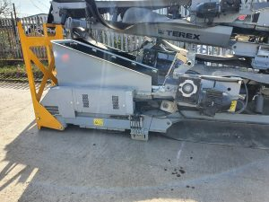 Un-Used Terex Conveyor 9.5m Long x 650mm Wide Radial Wheel Drive
